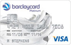 Barclaycard Platinum Credit Card Image