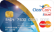 ClearCash Pay As You Go Mastercard