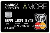 M&S Bank MasterCard