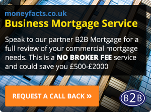 B2B Mortgages Advert