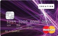 Creation Mastercard