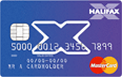 Halifax Clarity card