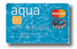 Aqua Mastercard - Low credit limit. For people who've had credit problems in the past